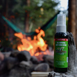 Skedattle® Anti-Bug Spray and Mosquito Repellent - Travel Size - Mexitan Biodegradable Sunscreen