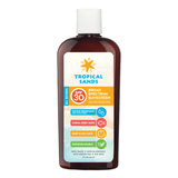 Tropical Sands® SPF 30 Unscented Biodegradable Sunscreen - Mexitan Biodegradable Sunscreen