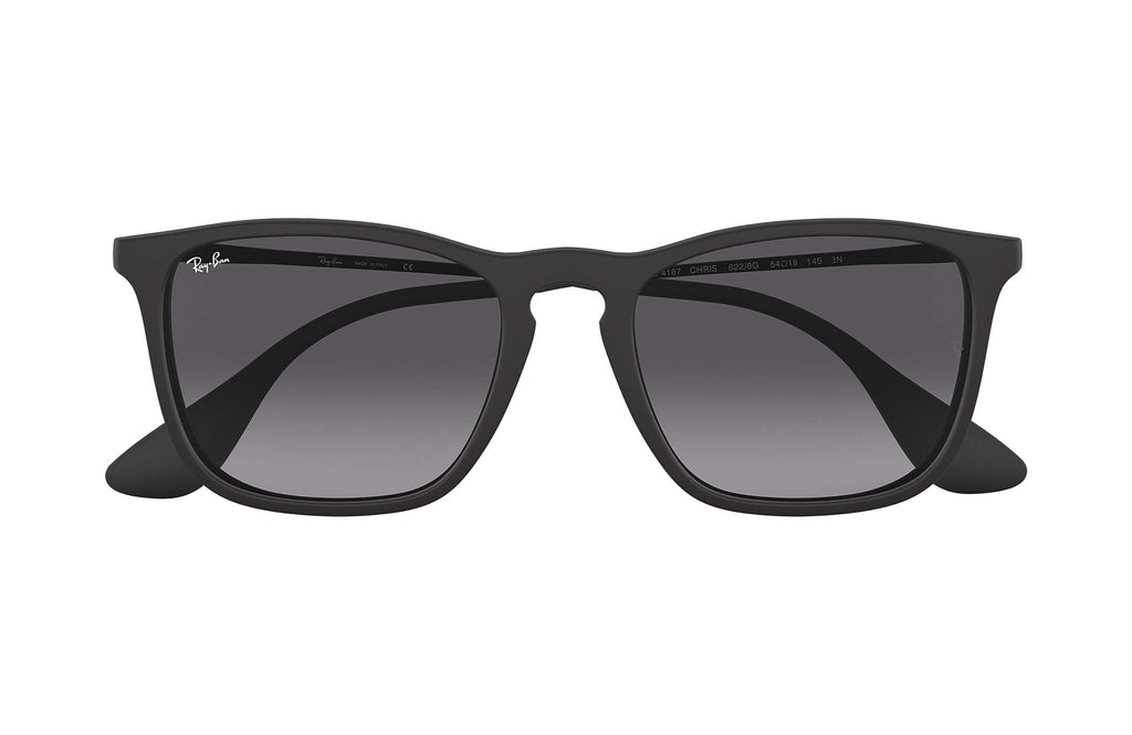 RAY-BAN : Chris, RB4187 622/8G