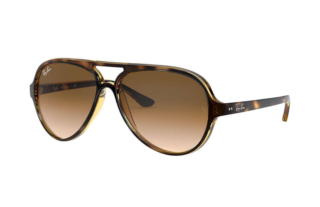 RAY-BAN : Cats 5000 Classic, RB4125 710/51