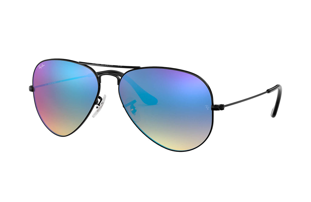 RAY-BAN : Aviator Flash Lenses Gradient, RB3025 002/4O