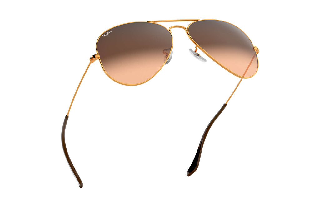 RAY-BAN : Aviator Gradient, RB3025 9001A5