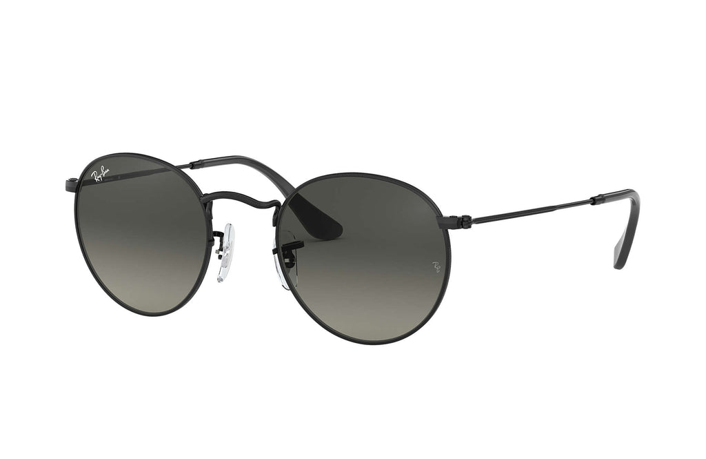 RAY-BAN : Round Flat Lenses, RB3447N 002/71