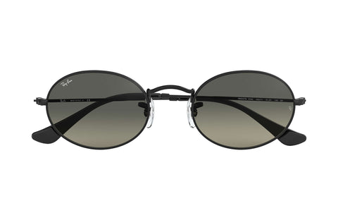 RAY-BAN : Oval Flat Lenses, RB3547N 002/71