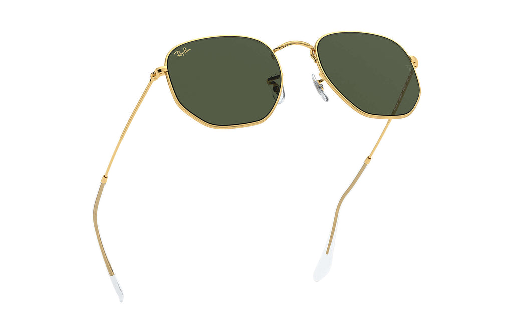 RAY-BAN : Hexagonal Legend Gold, RB3548 919631