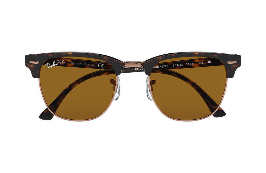 RAY-BAN : Clubmaster Classic, RB3016 130933