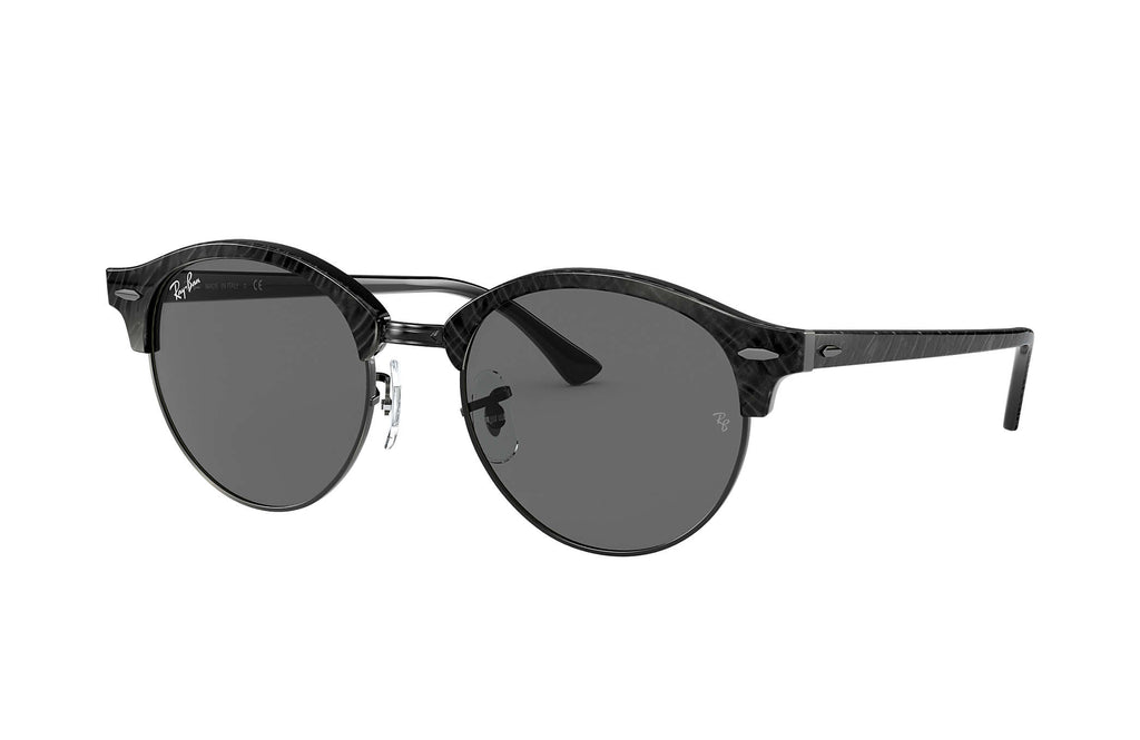 RAY-BAN : Clubround Marble, RB4246 1305B1