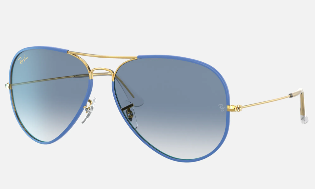 RAY-BAN : AVIATOR FULL COLOR LEGEND