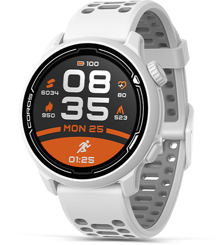 Coros Pace 2 GPS Watch White