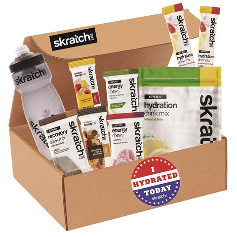 Skratch Sampler Box