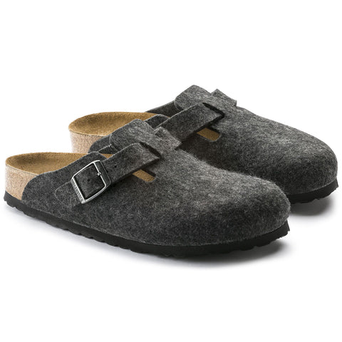 Birkenstock Boston, Wool