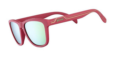 "Goodr ""Drippin' With Fringe"" Sunglasses"