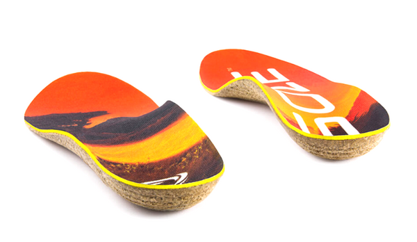 Sole Performance Insoles With Met Pad