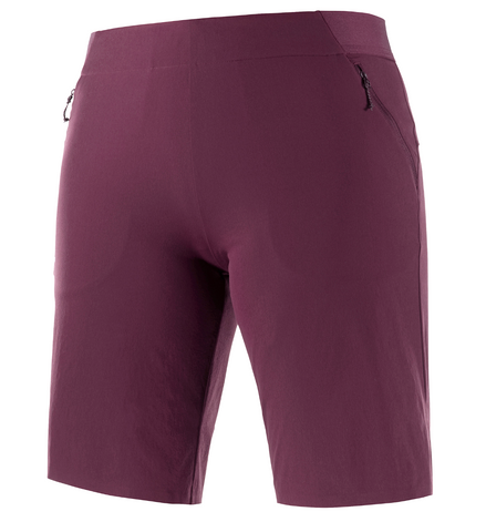 W Salomon Wayfarer Pull-On Short