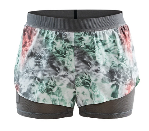 W Craft Vent 2-in-1 Racing Shorts
