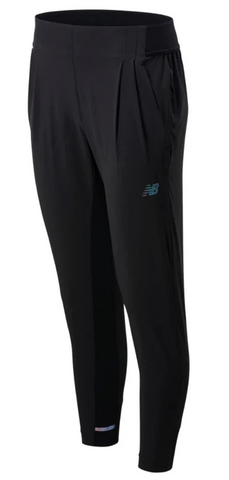W New Balance Q Speed Run Crew Pant