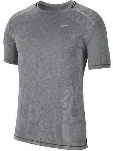 M Nike Techknit Wild Run Shirt