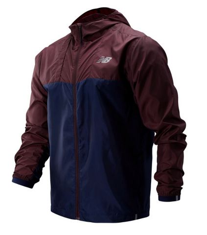M New Balance Light Packjacket 2.0