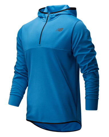 M New Balance Tenacity Quarter Zip