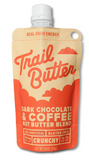 Trail Butter Dark Chocolate/Coffee Re-Sealable Pouch