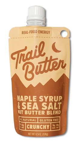 Trail Butter Maple Syrup/Sea Salt Re-Sealable Pouch
