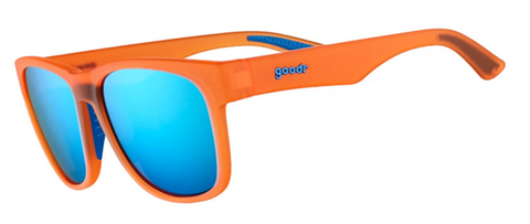 "Goodr BFGs ""That Orange Crush Rush"" Sunglasses"