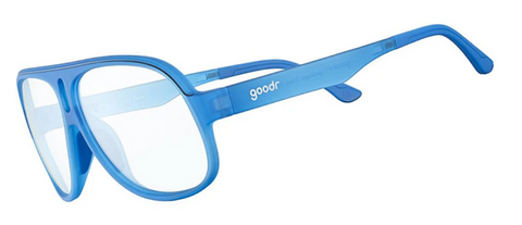 "Goodr Super Fly ""Jorts For Your Face"" Sunglasses"