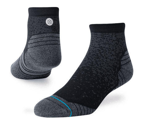 Stance Run: 'ST' Quarter Sock