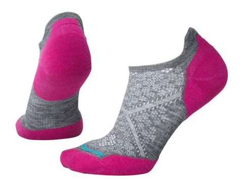 W Smartwool PhD Run Light Elite Micro Sock