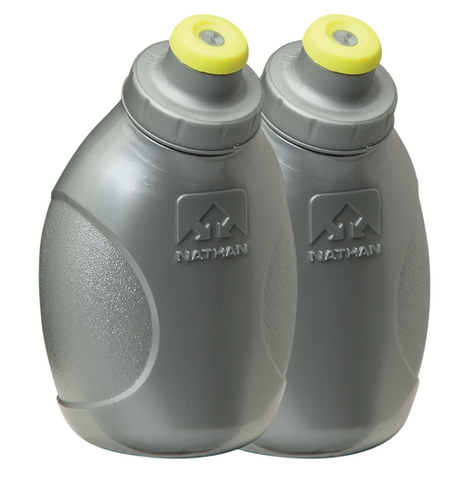 Nathan Push-Pull Flask, 2-Pack