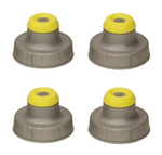 Nathan Push-Pull Caps, 4-Pack