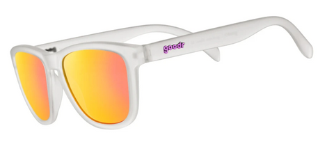 "Goodr ""Glinda's Resting Witch Face"" Sunglasses"