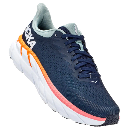 W Hoka One One Clifton 7, Wide