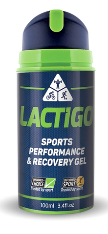 Lactigo Sports Performance & Recovery Gel