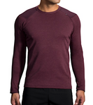 M Brooks Notch Thermal Long Sleeve