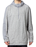 M Asics Thermopolis Fleece 1/2 Zip Hoody