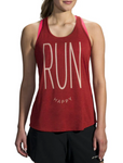 W Brooks Distance Graphic Tank