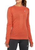W Asics Winter Seamless LS