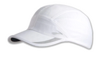 Brooks PR Lightweight Hat, White