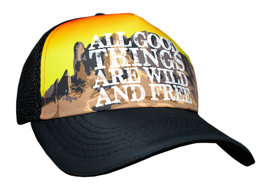 Headsweats Trucker Hat All Good