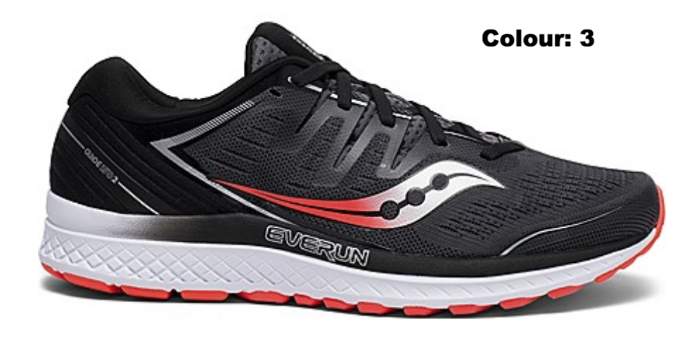 M Saucony Guide ISO 2, D