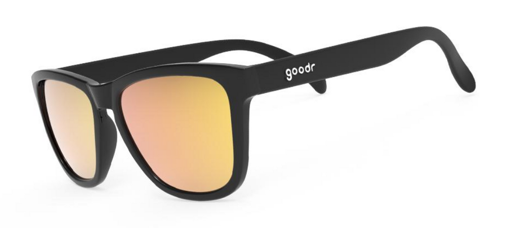 Goodr 'Whiskey Shots with Satan' Sunglasses