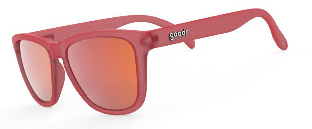 Goodr 'Phoenix at a Bloody Mary Bar' Sunglasses