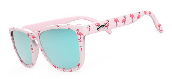 "Goodr ""Carl's Single & Ready to Flamingle"" Sunglasses"