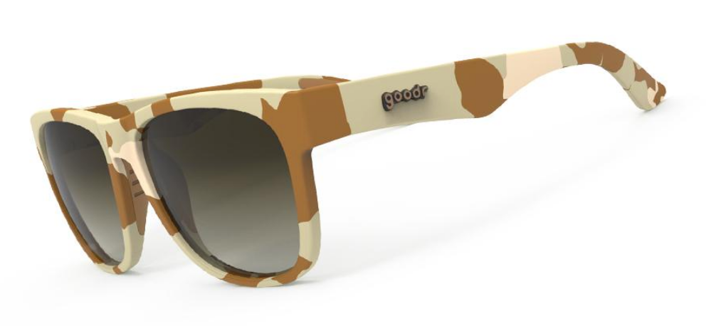"Goodr BFGs ""WOD (Walruses of the Desert)"" Sunglasses"