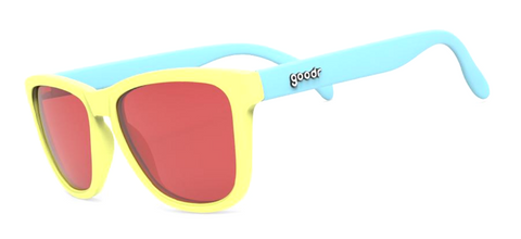 "Goodr ""Pineapple Pain Killers"" Sunglasses"