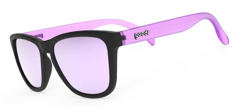 "Goodr ""Troy and Crusher's Stretching Sesh"" Sunglasses"