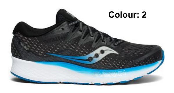 M Saucony Ride ISO 2, D