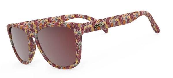 Goodr 'Random Acts of Violets' Sunglasses