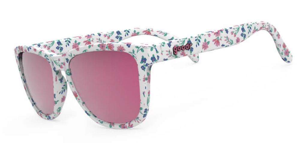 Goodr 'What in Carnation!?' Sunglasses